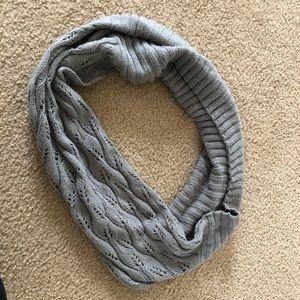 Grey Loop Scarf From Rue21
